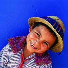Guatemala Child Image
